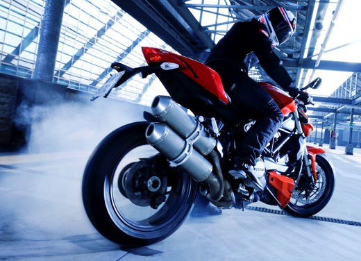 Ducati Streetfighter – Test Ride