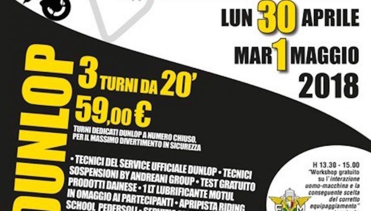 Dunlop Days 2018: 30 aprile e 1 maggio a Franciacorta - Foto 3 di 8