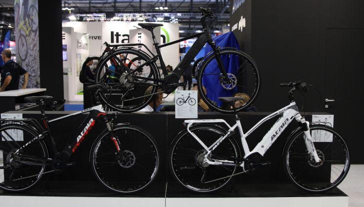 Ad EICMA 2018 le bici elettriche di Atala - Foto 2 di 6