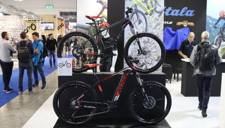 Ad EICMA 2018 le bici elettriche di Atala - Foto 4 di 6