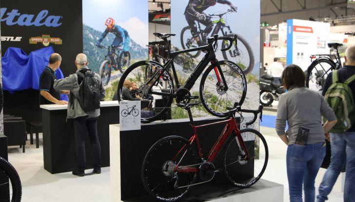 Ad EICMA 2018 le bici elettriche di Atala - Foto 5 di 6