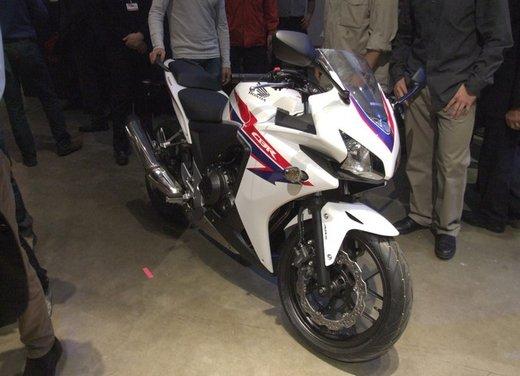 Honda CBR500R - Foto 1 di 21