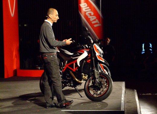 Nuova Ducati Hypermotard - Foto 10 di 12