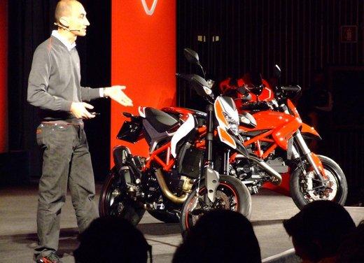 Nuova Ducati Hypermotard - Foto 9 di 12