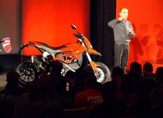 Nuova Ducati Hypermotard - Foto 8 di 12