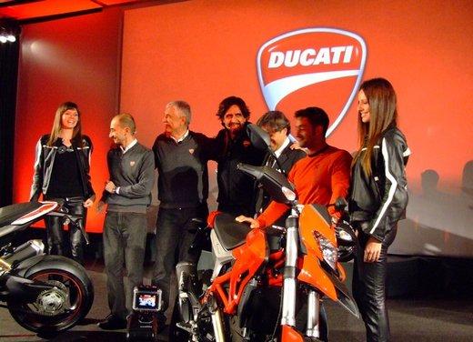 Nuova Ducati Hypermotard - Foto 6 di 12