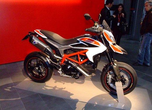 Nuova Ducati Hypermotard - Foto 4 di 12