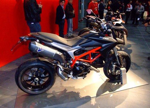 Nuova Ducati Hypermotard - Foto 3 di 12