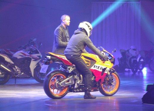 Honda CBR600RR C-ABS - Foto 8 di 19