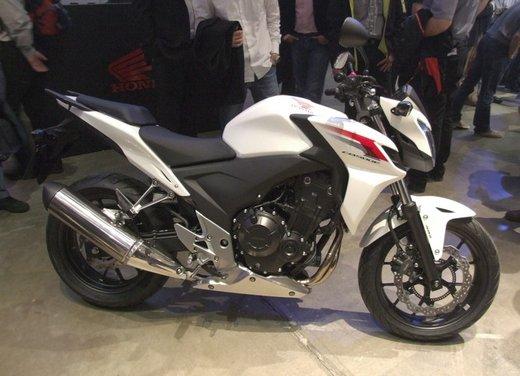 Honda con Honda SH e Honda NC700X leader di mercato in Italia