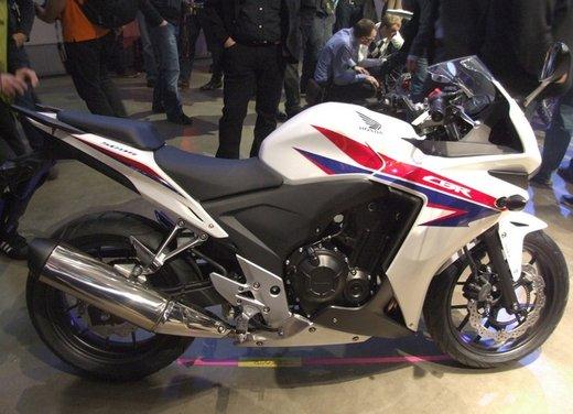 Honda CBR500R - Foto 5 di 21