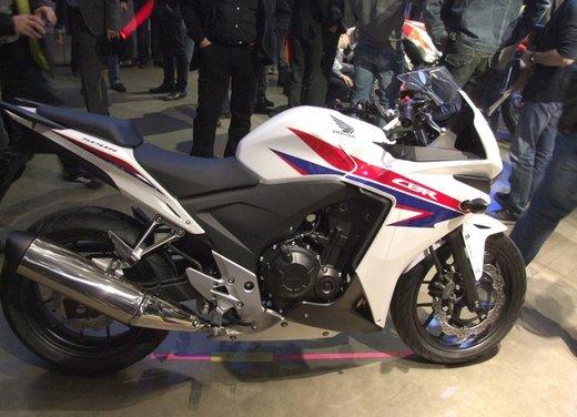 Honda CBR500R - Foto 6 di 21