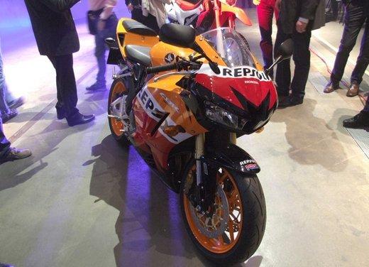 Honda CBR600RR C-ABS