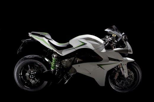 La moto elettrica CRP è quasi pronta per il mercato