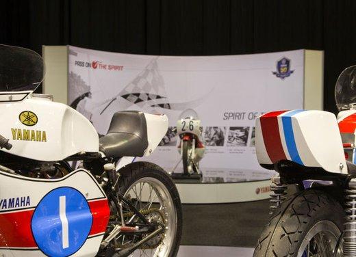 """Yamaha festeggia i suoi 50 anni nei GP alla """"200 Miglia di Imola Revival"""" - Foto 27 di 27"""