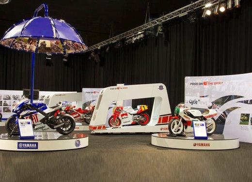 """Yamaha festeggia i suoi 50 anni nei GP alla """"200 Miglia di Imola Revival"""" - Foto 7 di 27"""