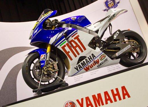 """Yamaha festeggia i suoi 50 anni nei GP alla """"200 Miglia di Imola Revival"""" - Foto 10 di 27"""