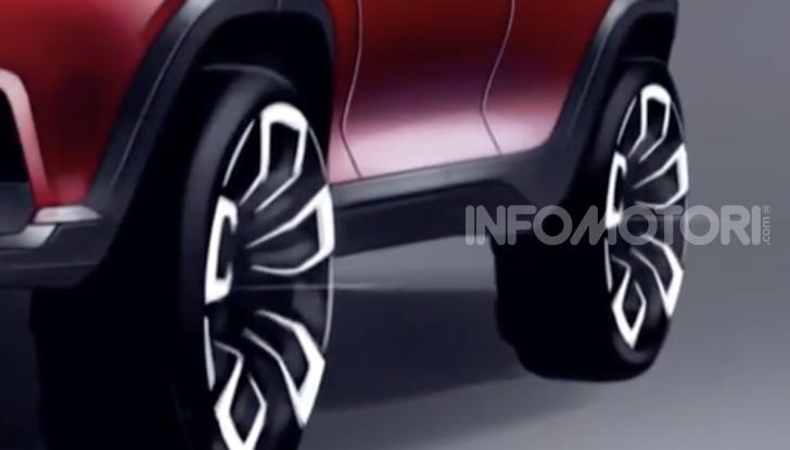 Ferrari Purosangue 2020: Il primo SUV del Cavallino - Foto 4 di 8