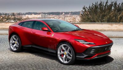 Ferrari Purosangue 2020: Il primo SUV del Cavallino