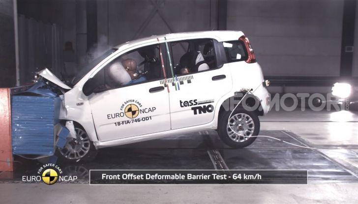 Zero stelle EuroNCAP per Fiat Panda, una soltanto per Jeep Wrangler - Foto 22 di 22