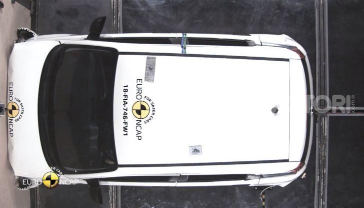 Zero stelle EuroNCAP per Fiat Panda, una soltanto per Jeep Wrangler - Foto 9 di 22
