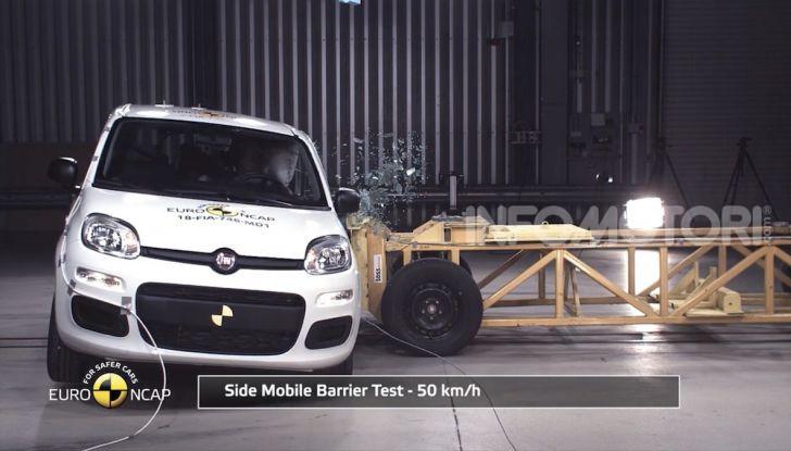 Zero stelle EuroNCAP per Fiat Panda, una soltanto per Jeep Wrangler - Foto 2 di 22