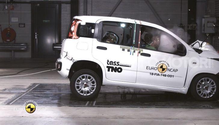 Zero stelle EuroNCAP per Fiat Panda, una soltanto per Jeep Wrangler - Foto 19 di 22