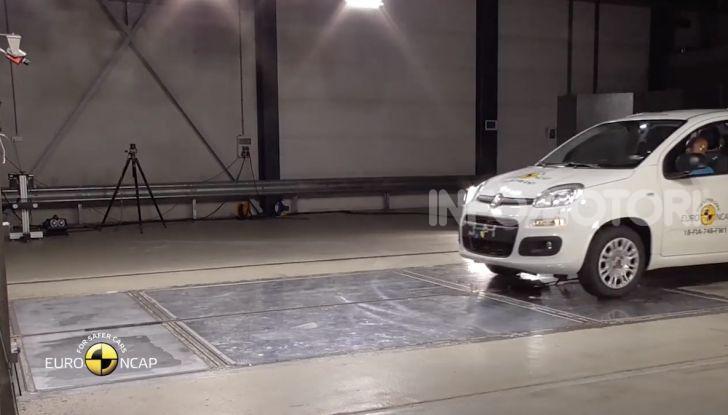 Zero stelle EuroNCAP per Fiat Panda, una soltanto per Jeep Wrangler - Foto 14 di 22