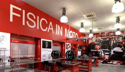 Fisica in moto: Ducati docet