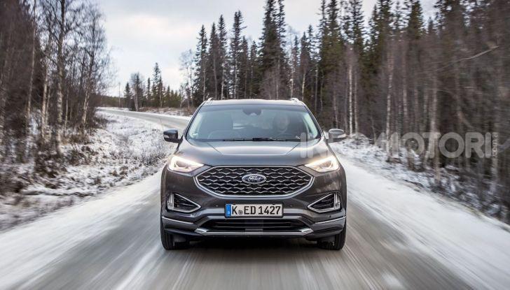 Nuova Ford Edge 2019: dinamica, spaziosa e con nuove dotazioni tecnologiche - Foto 2 di 33