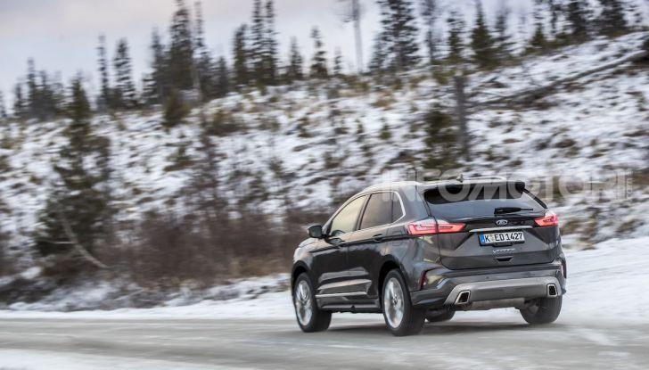 Nuova Ford Edge 2019: dinamica, spaziosa e con nuove dotazioni tecnologiche - Foto 5 di 33