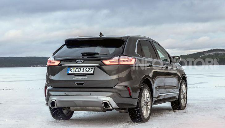 Nuova Ford Edge 2019: dinamica, spaziosa e con nuove dotazioni tecnologiche - Foto 3 di 33