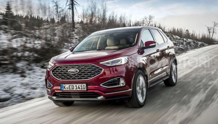 Nuova Ford Edge 2019: dinamica, spaziosa e con nuove dotazioni tecnologiche - Foto 1 di 33