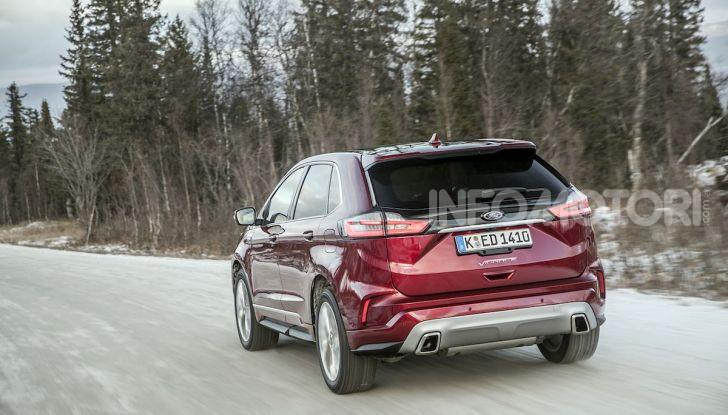Nuova Ford Edge 2019: dinamica, spaziosa e con nuove dotazioni tecnologiche - Foto 15 di 33