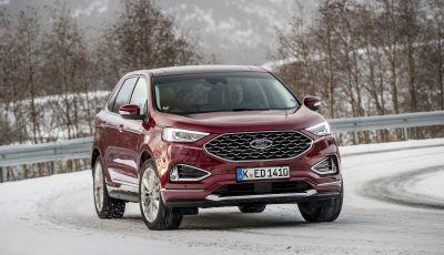 Nuova Ford Edge 2019: dinamica, spaziosa e con nuove dotazioni tecnologiche
