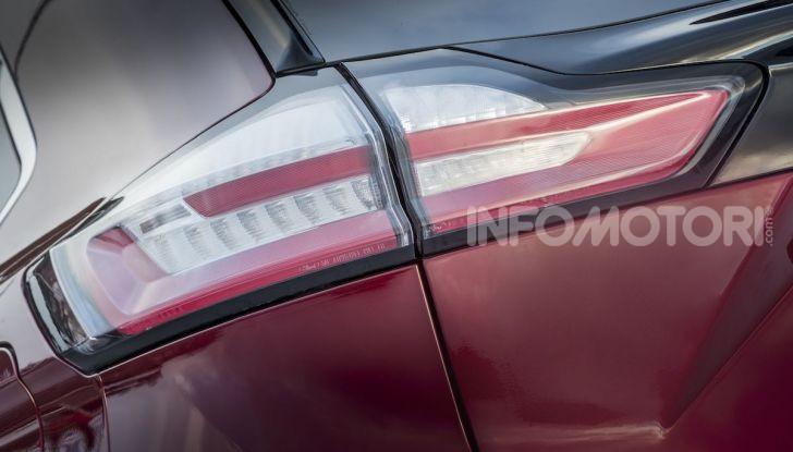 Nuova Ford Edge 2019: dinamica, spaziosa e con nuove dotazioni tecnologiche - Foto 28 di 33