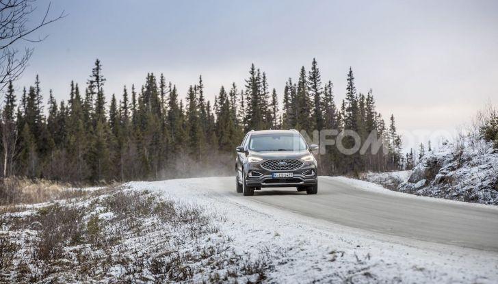 Nuova Ford Edge 2019: dinamica, spaziosa e con nuove dotazioni tecnologiche - Foto 10 di 33