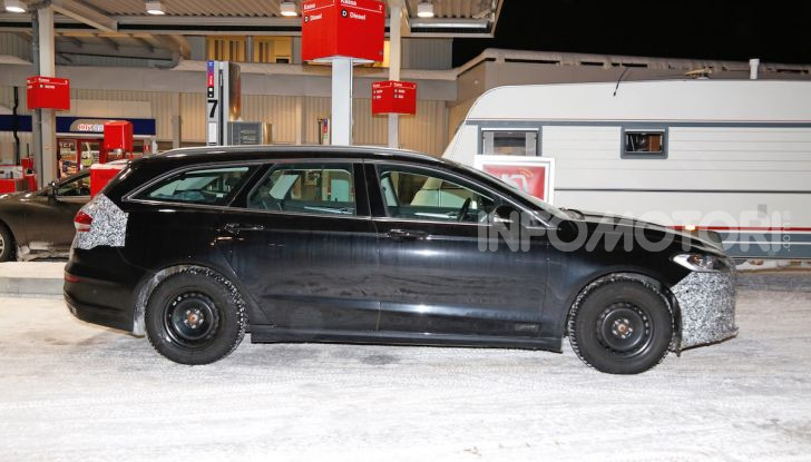Ford Mondeo Wagon 2019: ibrida, familiare e per tutti - Foto 10 di 10