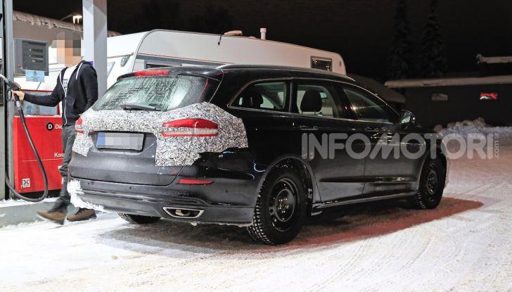 Ford Mondeo Wagon 2019: ibrida, familiare e per tutti - Foto 4 di 10