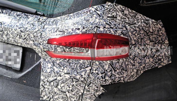 Ford Mondeo Wagon 2019: ibrida, familiare e per tutti - Foto 6 di 10
