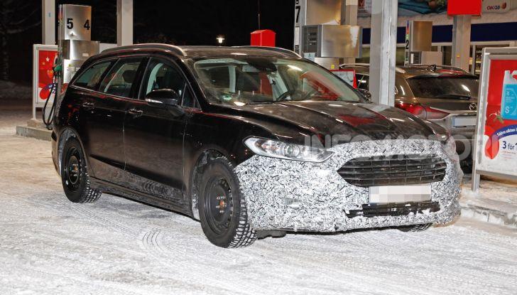 Ford Mondeo Wagon 2019: ibrida, familiare e per tutti - Foto 9 di 10