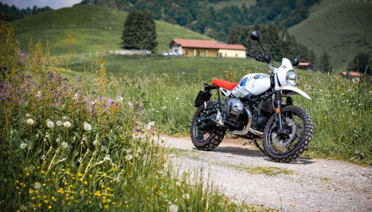BMW R nine t Urban G/S, la prova su strada: Istant Classic! - Foto 17 di 29