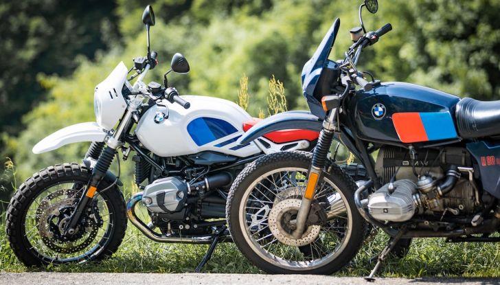 BMW R nine t Urban G/S, la prova su strada: Istant Classic! - Foto 3 di 29