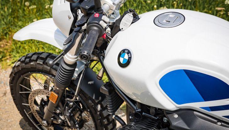 BMW R nine t Urban G/S, la prova su strada: Istant Classic! - Foto 28 di 29