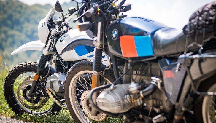 BMW R nine t Urban G/S, la prova su strada: Istant Classic! - Foto 8 di 29