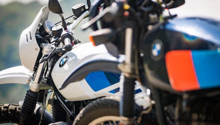 BMW R nine t Urban G/S, la prova su strada: Istant Classic! - Foto 14 di 29