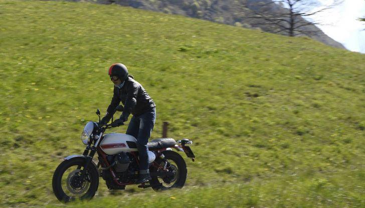 Prova su strada Moto Guzzi Stornello 2016: il ritorno! - Foto 2 di 27