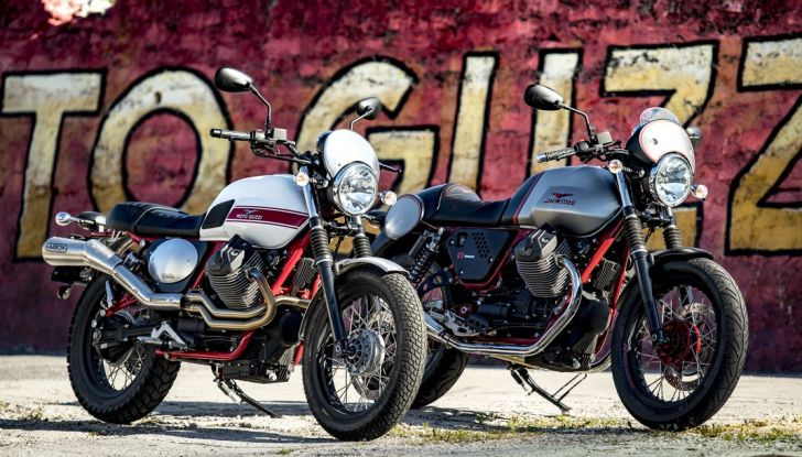 Prova su strada Moto Guzzi Stornello 2016: il ritorno! - Foto 3 di 27