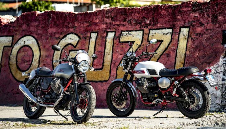 Prova su strada Moto Guzzi Stornello 2016: il ritorno! - Foto 15 di 27