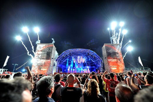 World Ducati Week 2012 - Foto 5 di 15